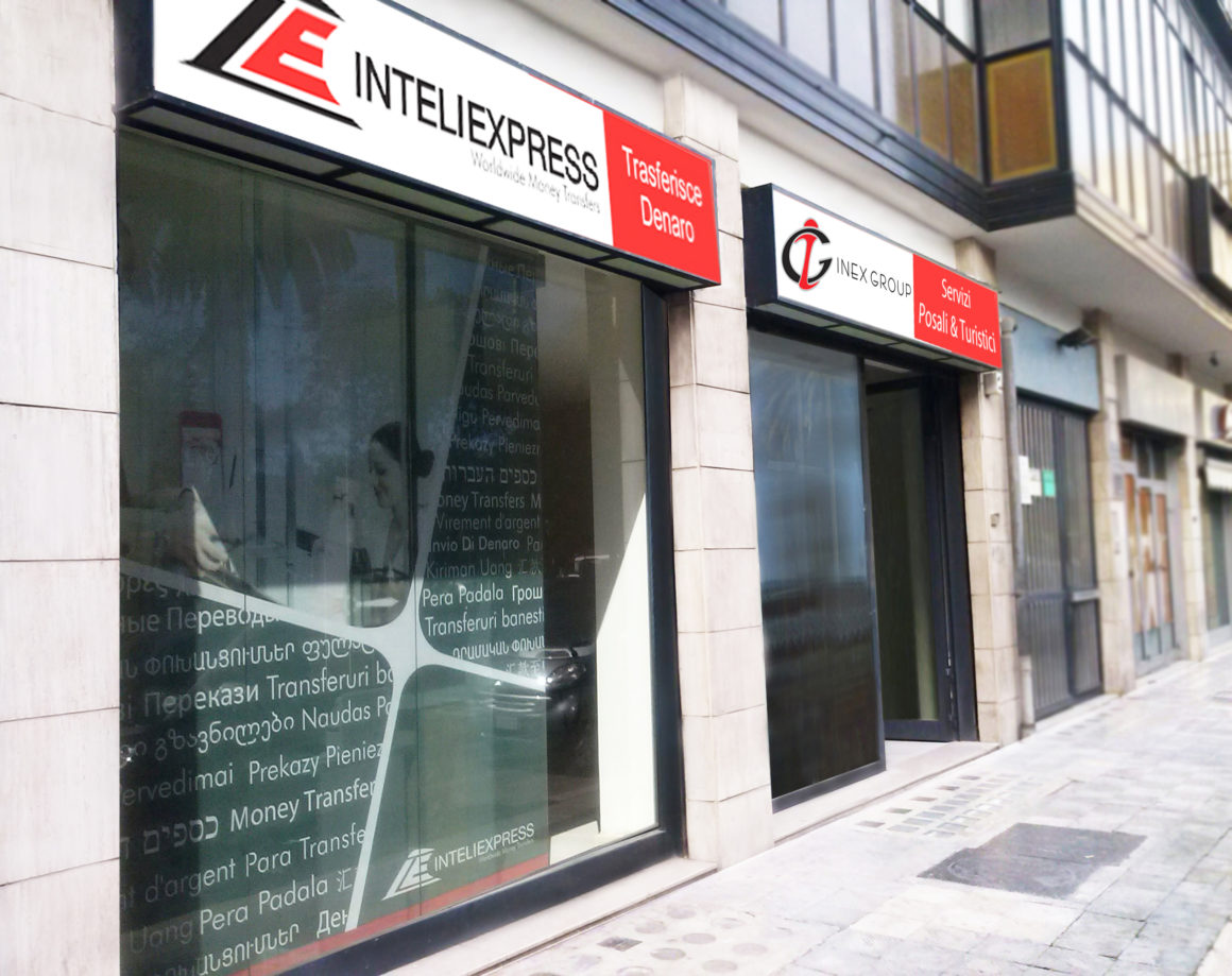 New branch in Italy