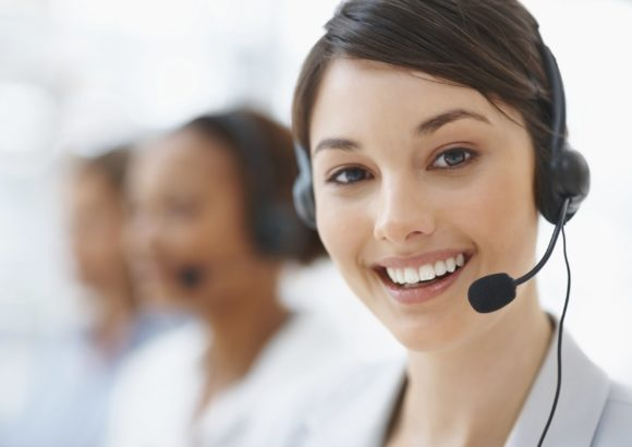 Customer support operator